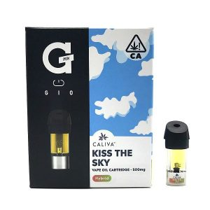 Buy G Pen Gio Cartridges Online